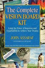 The Complete Vision Board Kit: Using the Power of Intention and Visualization t