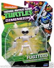 Teenage Mutant Ninja Turtles Fugitoid Action Figure TMNT TOY 2015 Dimension X