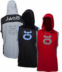 New Jaco Hybrid Training Sleeveless Hoodie Crossfit Boxing MMA BJJ Jiu Jitsu