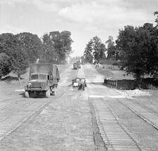 6x4 Gloss Photo ww1E1 Normandy Calvados Bayeux 1944 15