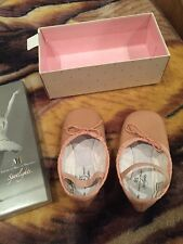 pink rosado rose colored ballet shoes toddler size 8 from payless ShoeSource