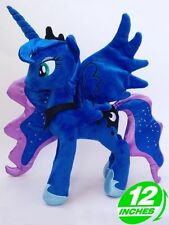 "MY LITTLE PONY FRIENDSHIP IS MAGIC PRINCESS LUNA 12"" PLUSH DOLL SHIPS FROM USA"
