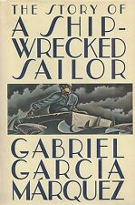 "GABRIEL GARCIA MARQUEZ ""The Story of a Shipwrecked Sailor"" SIGNED First Printing"