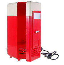 FreshGadgetz USB Desktop Mini Refrigerator Beverage Cooler Warmer Fridge