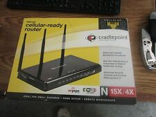 Cradlepoint Technlolgy Model: MBR1000  Wireless Router.  Gently Used Stock