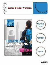 Financial Accounting by Jerry J. Weygandt (2013, Ringbound / Ringbound)