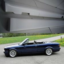bmw e30 Cabrio Convertible mtech mtechnik 2 style side skirts valance panels set