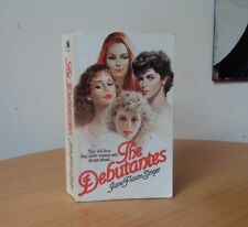 THE DEBUTANTES-JUNE FLAUM SINGER-CORGI BOOKS-1983-PAPERBACK