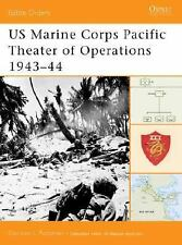 US Marine Corps Pacific Theater of Operations 1943-44 (Battle Orders) (v. 2), Ro