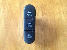 2002-2005 Ford Explorer 4x4 Wheel Drive SWITCH 2002 2003 2004 2005 OEM part