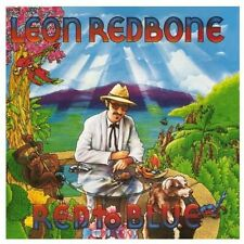 Red To Blue - Leon Redbone (2004, CD NIEUW)