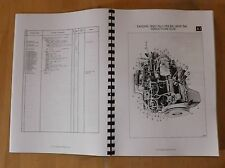 Humber 1 ton. Armoured & GS.Illustrated Parts list.B60 Engine