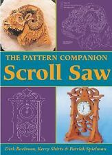 NEW - The Pattern Companion: Scroll Saw