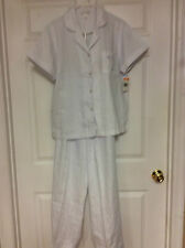 Miss Elaine ladies pajamas size small ever so pale lilac color NWT 87