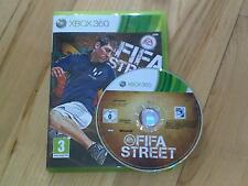 Fifa Street 4 Xbox 360 street football game with Messi + Bale