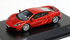 Minichamps 1/87 HO 2012 McLaren 12C Metallic Orange  877133020  US SELLER