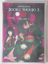 Hell Girl 3 Jigoku Shoujo Mitsuganae 2-DVD Complete Season 3 Eps 1-26 Anime