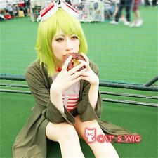 Vocaloid GUMI cosplay costume wig uk