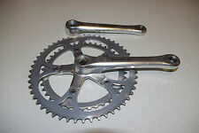 Vintage Road Bike Bicycle Sugino GT 52/42T Crank Set 170mm Square Taper