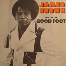 James Brown GET ON THE GOOD FOOT Gatefold POLYDOR New Sealed Vinyl 2 LP