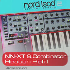 NORD LEAD 2 REASON REFILL SAMPLES for NNXT & COMBINATOR