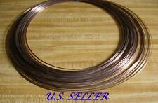 Copper Wire Solder 18 gauge, 5 ft Self Fluxing, great for jewelry, Free Shipping