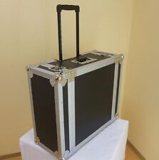 "Verstärker-Rack mit Trolley 4HE 19"" Dimmerrack Amprack Flight-Case"