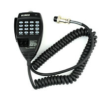 EMS-57 8Pin Speaker Mic Microphone WITH keypad DTMF for Alinco Radio+track co