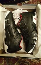 NIKE AIR JORDAN 9 RETRO BRED BLACK WHITE SZ 13.5 (832822-001) 46 47