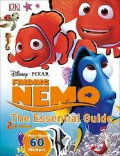 Disney Pixar Finding Nemo: The Essential Guide, 2nd Edition, DK, Good Book