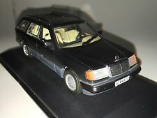Mercedes-Benz 300 TD Break Black 1991 Minichamps 1/43 Wagon