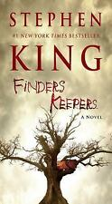 FINDERS KEEPERS: [The Bill Hodges Trilogy] '16 Stephen King Master of Macabre!
