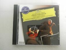 Mendelssohn Bruch Violin Concertos Anne Sophia Mutter Berliner CD New