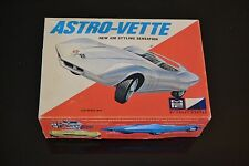 Vintage MPC Astro-Vette GM Styling Sensation Complete with Extra Built Model Kit