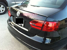 VW Jetta MK6 2011-2016 Sport Boot Lip Spoiler UK Seller