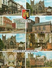 EXETER postcards (2)