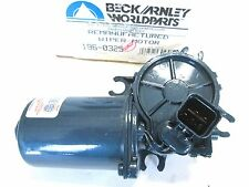 196-0325 BECK ARNLEY 97-2001 HYUNDAI TIBURON WINDSHIELD WIPER MOTOR REMANUF