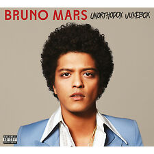 Bruno Mars - Unorthodox Jukebox (Deluxe CD 2013) + 5 tracks Brand New and Sealed