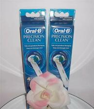 SALE !! Oral-B Precision Clean Replacement Brush Heads Toothbrush Refills 8 Pack