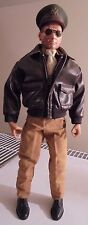 WWII US Lt. #2 with Leather Jacket 1:6 Scale Figure (Dragon 21st, DID)