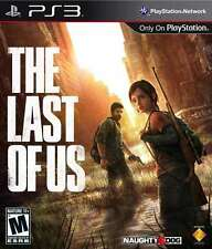 The Last of Us PS3 New PlayStation 3, Playstation 3