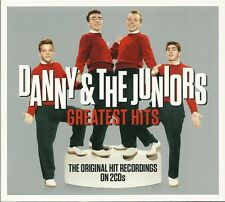 DANNY & THE JUNIORS GREATEST HITS - 2 CD BOX SET - AT THE HOP, DOTTIE & MORE