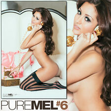 "Melanie Iglesias - PURE MEL #6 Birthday Suit 24""x36"" Limited Edition Wall Poster"