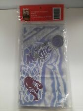NBA ORLANDO MAGIC LICENSED 15 PAPER LUNCH BAGS NEW IN PACK