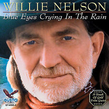 "WILLIE NELSON, CD ""BLUE EYES CRYING IN THE RAIN"" NEW SEALED"