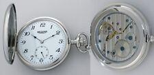 Mechanische Regent Taschenuhr + Holzbox + Kette UVP 298,00 EUR LIMITED 30 St.