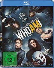 Who am I - Kein System ist sicher [Blu-ray](NEU/OVP) Elyas M'Barek, Tom Schillin
