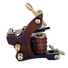 PROFESSIONAL Cast Iron 10w Tattoo Machine Shader DV8-1