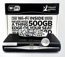 SKY Plus HD Box Wifi Lite - 500gb-AMSTRAD drx890wl WiFi integrata TV on demand