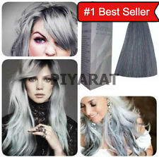 BERINA HAIR COLOUR PERMANENT CREAM HAIR DYE LIGHT GRAY SILVER A21 PROFESSIONAL